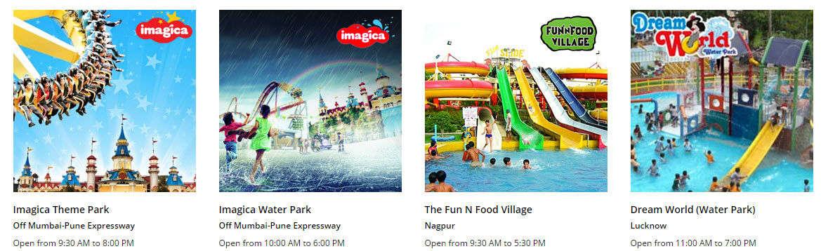 Amusement Parks screenshot 1