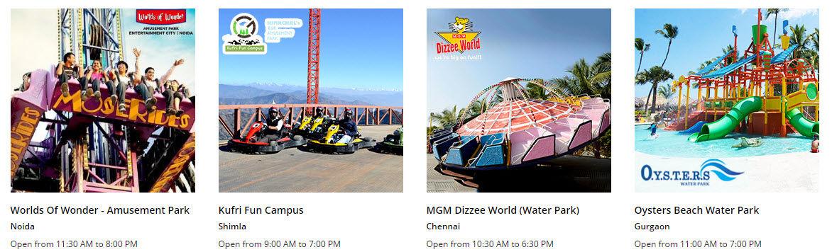 Amusement Parks screenshot 2