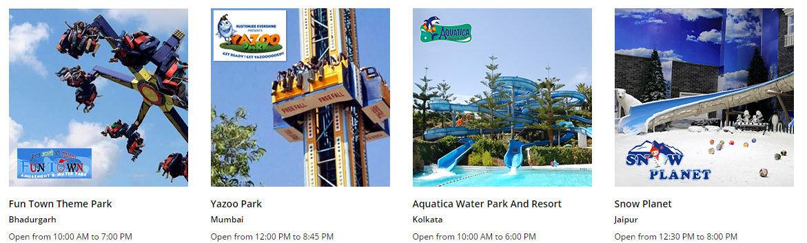 Amusement Parks screenshot 3