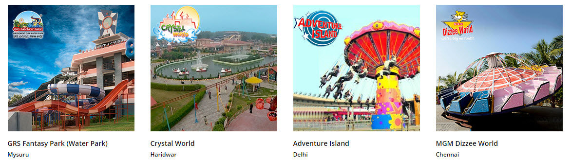 Amusement Parks screenshot 4