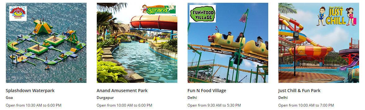 Amusement Parks screenshot 5
