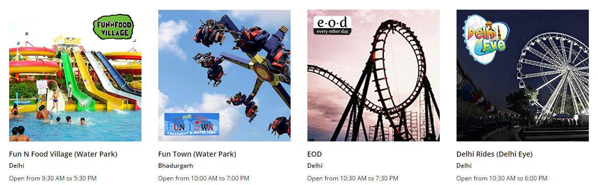 Amusement Parks screenshot 6