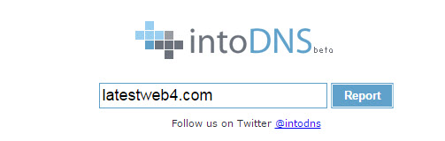 Check DNS Report - Mail Servers Health Of Domain
