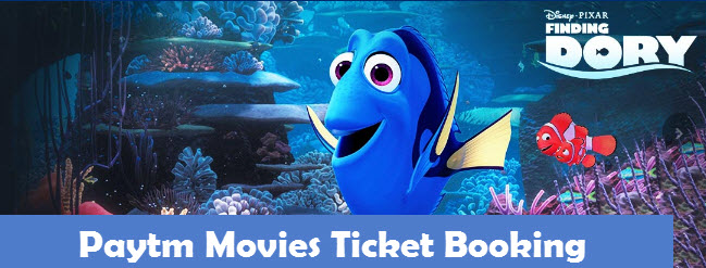 Paytm Movies Ticket Booking
