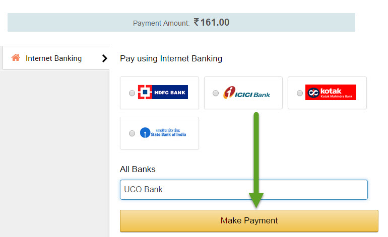 West Bengal Electricity Bill Payment step 3