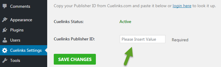 cuelinks-setup-guide