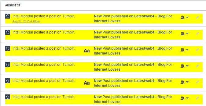 marked facebook timeline posts