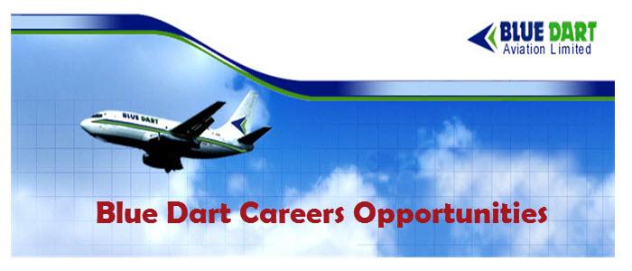 Blue Dart Careers Opportunities