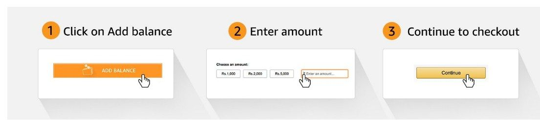 How To Withdraw Amazon Pay Balance To Bank Account